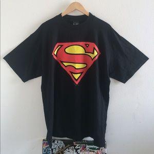Vintage 1996 DC Comics Superman T-Shirt Size XL